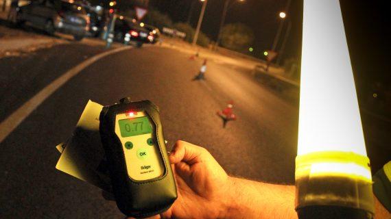 La Policía Local intensifica los controles de alcohol y drogas en los próximos días
