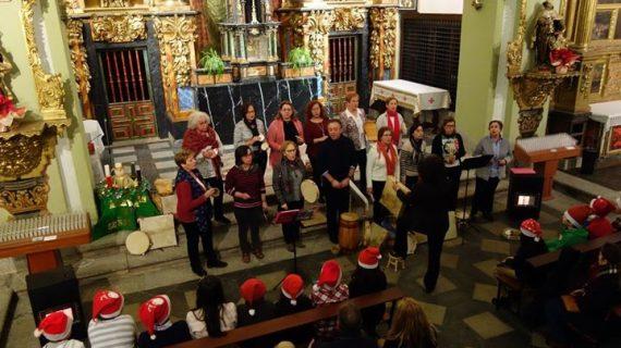 Conciertos de Navidad en Peñaranda y Villares