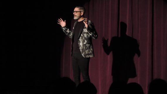 La Sala B del CAEM se convierte hasta el domingo en un Gran Café Teatro