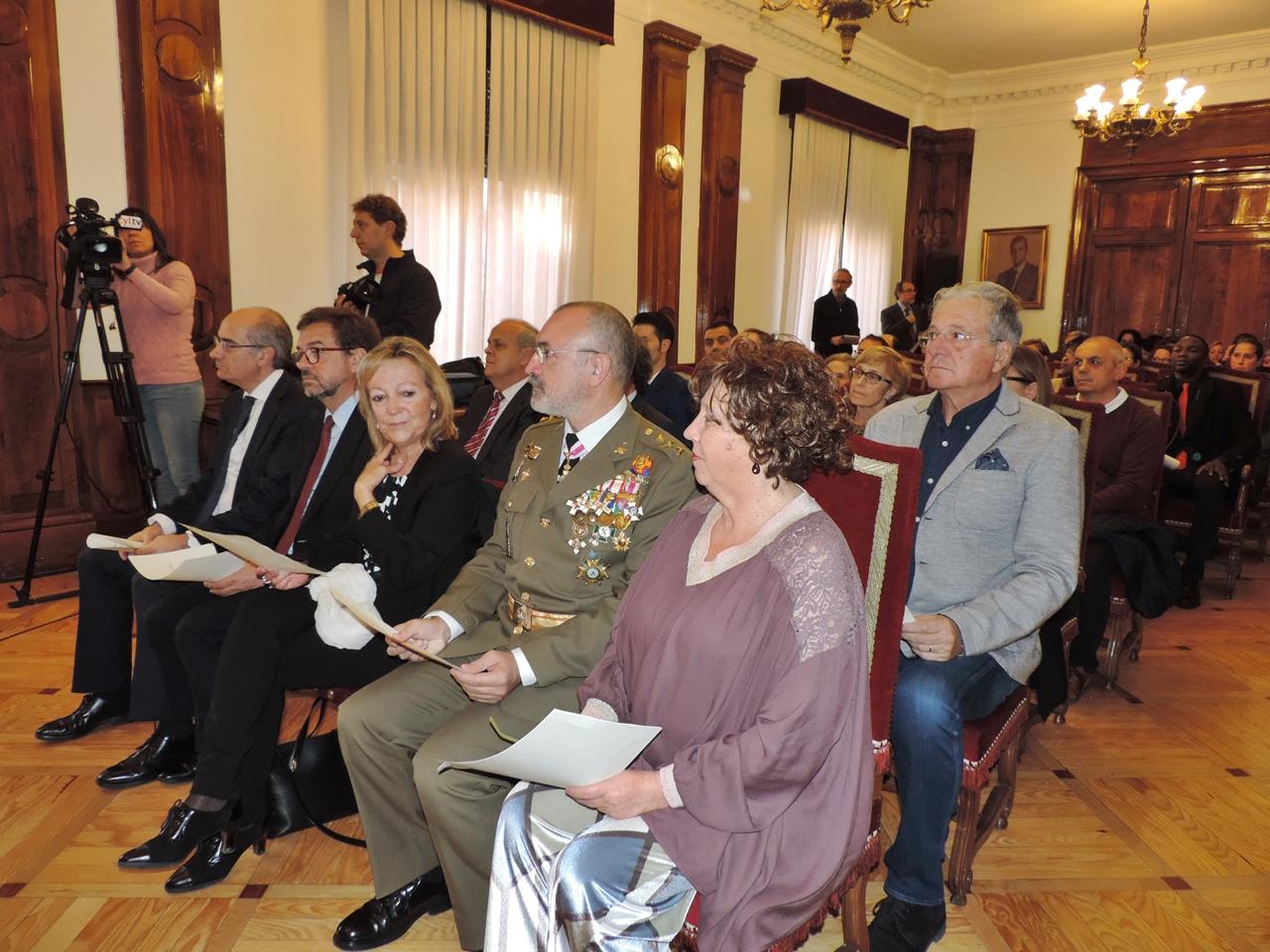 La sociedad salmantina celebra el 70 aniversario de la Declaración Universal de los Derechos Humanos