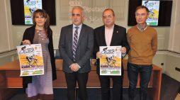 Vecinos organiza la primera edición de la marcha cicloturista Charroad