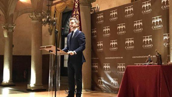 Emocionante preámbulo de la Navidad a cargo de Julio López Revuelta