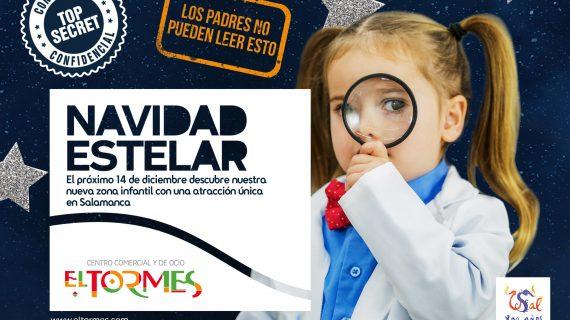 El Tormes estrena nueva zona infantil con una atracción única en Salamanca