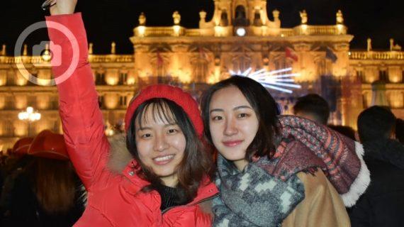 Salamanca da la bienvenida al Año Nuevo Universitario
