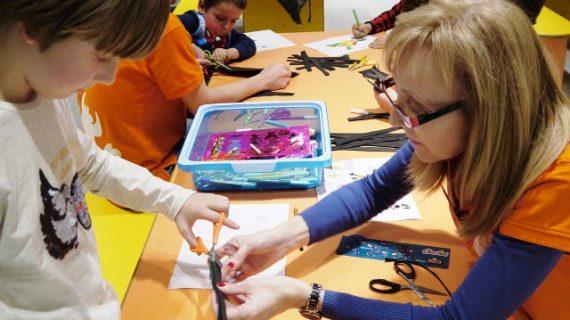 El Tormes propone talleres creativos para los más pequeños en vacaciones