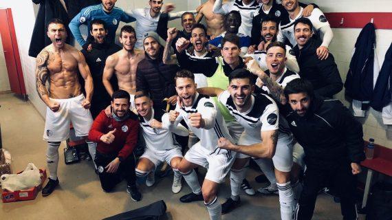 'Premio gordo' para el Salamanca CF UDS en su partido frente al Internacional