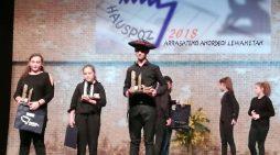 Medalla de oro y diploma para dos alumnos salmantinos en el Festival Guipuzcoano Nacional de Acordeón