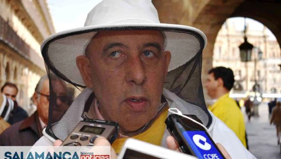 Aurelio Pérez (Secretario de COAG): 'Hoy la miel tiene un etiquetado confuso y oscuro y el consumidor debe saberlo'