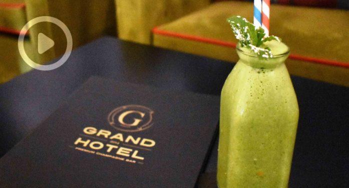 El 'BanaMoothie', un cocktail muy 'healthy'
