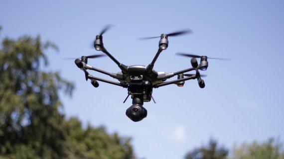 Volar un dron es divertido pero no un juego