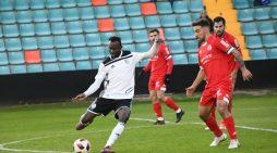 Owusu podría perderse los dos próximos partidos del Salamanca CF UDS