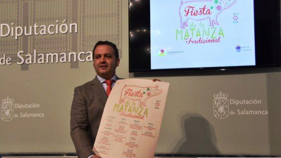 Hasta 36 municipios participarán en la Fiesta de la Matanza Tradicional