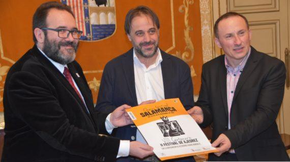 Salamanca acoge el II Festival de Ajedrez 'VIII Centenario' con la participación de figuras mundiales