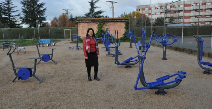 Santa Marta inaugura su nuevo parque biosaludable para personas con discapacidad
