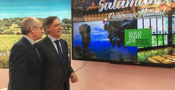 Salamanca apuesta en INTUR por el turismo natural, familiar e internacional