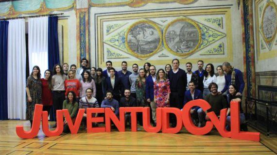 Salamanca se empapa de arte en el 'Encuentro de Jóvenes Artistas de Castilla y León'