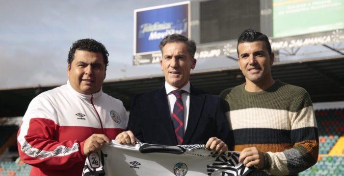 El Salamanca UDS oficializa la llegada del entrenador Aitor Larrazabal