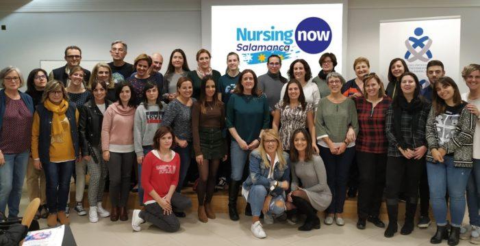 Nursing Now Salamanca nace para potenciar el liderazgo enfermero y empoderar a sus profesionales