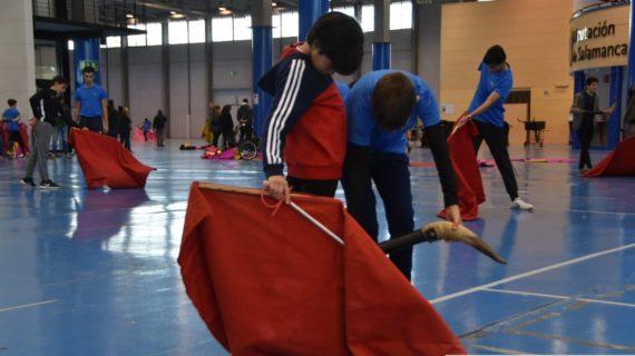 La Escuela de Tauromaquia de Salamanca inicia el curso de su trigésimo quinto aniversario