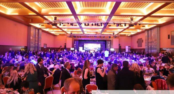 La Gala de Premios de Hostelería de Salamanca viste de glamour la noche salmantina