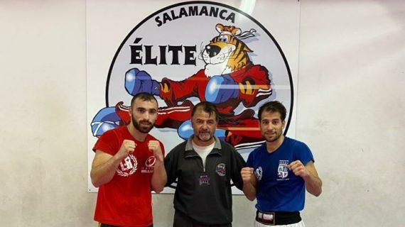 Tres salmantinos convocados para el campeonato mundial de kickboxing wako