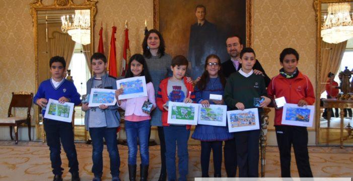 Entregados los premios del XVII Concurso Digital Infantil de Aqualia