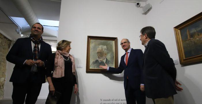 La Salina acoge una nueva exposición: 'La Pintura de Josefina Pérez de la Torre'