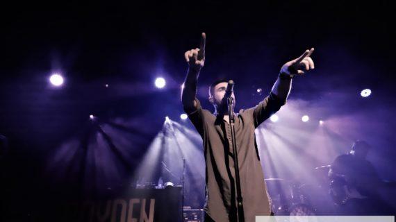 """Rayden no defrauda en su concierto con """"Quiero que nos volvamos a ver"""""""