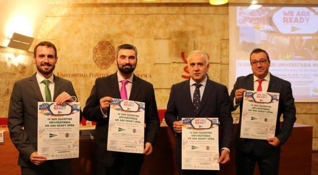 Los salmantinos se unen en una nueva carrera solidaria 'Corremos por la Educación'