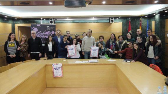 """Carbajosa acogerá un año más el encuentro de inclusión """"Unidos por el deporte"""""""