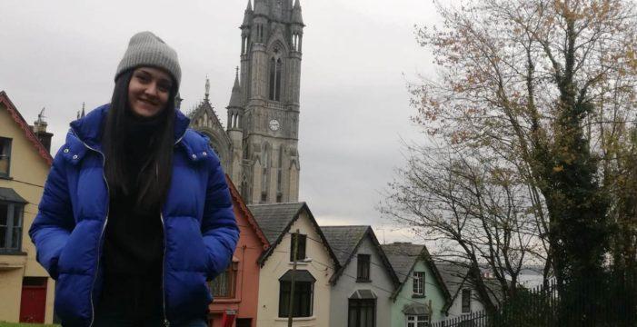 Ana Isabel González Tamborino: 'En Dublín te abren puertas y puedes ascender aunque no sea el trabajo de tu vida'