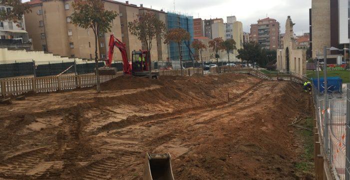 La Plaza de la Concordia contará con más árboles y nueva zona para perros