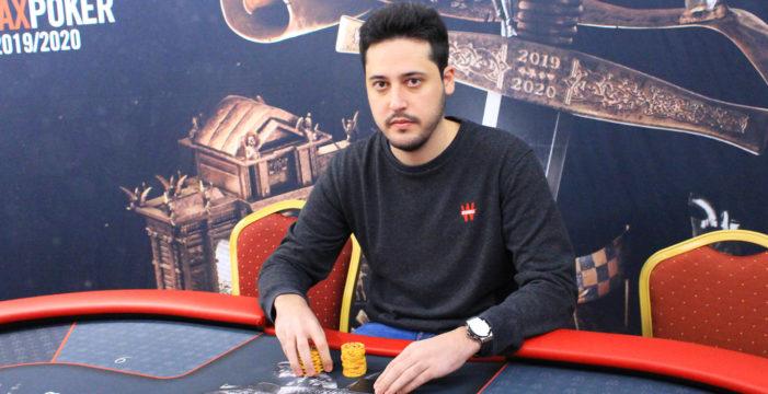 Adrián Mateos: 'En el póker hay que estar concentrado, dar la mejor versión de ti mismo y lo que tenga que ser, será'