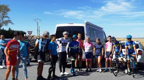 El Club Ciclista 'El Tubular' aporta un nuevo equipo cadete al ciclismo salmantino