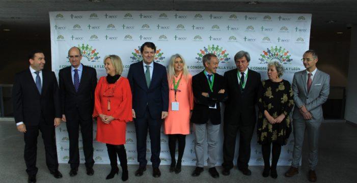 La AECC celebró en Salamanca el II Congreso de Castilla y León de personas con cáncer y familiares
