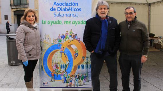 La Asociación de Diabéticos de Salamanca informa sobre los riesgos de padecer diabetes