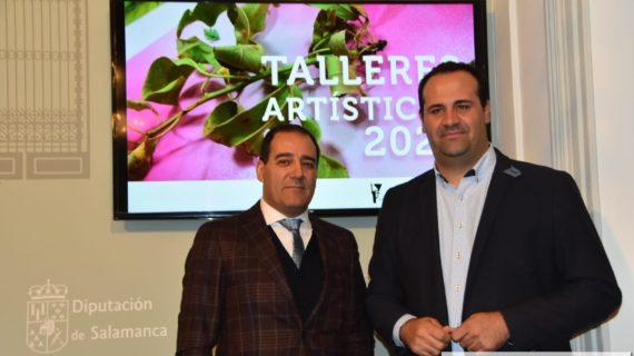 Los Talleres Artísticos Venancio Blanco se consolidan en la provincia con una nueva edición