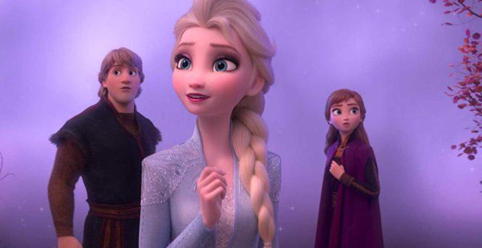 El estreno de Frozen II en los cines del Centro Comercial El Tormes llega con sorpresas para los más pequeños