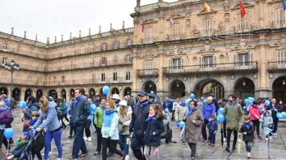 Salamanca contra el frío, la lluvia y la diabetes
