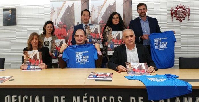 El Colegio de Médicos de Salamanca propone el deporte como la estrategia de salud más barata