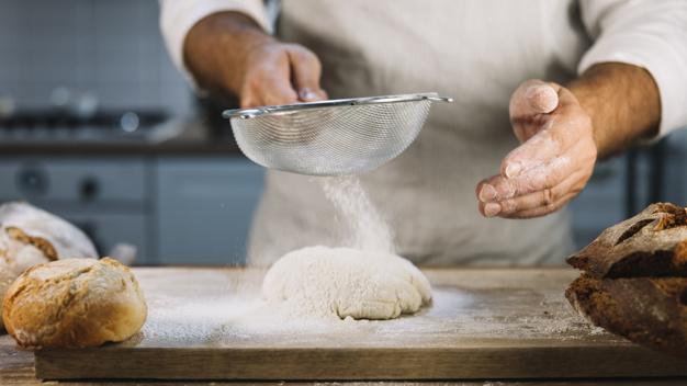 Joaquín Marcos: 'La harina es, junto al tiempo de fermentación, el componente esencial para elaborar un pan de calidad'