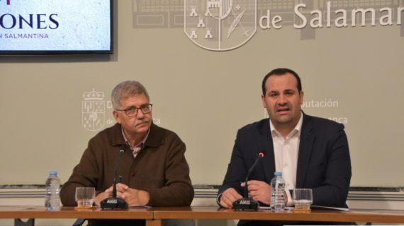 La Diputación crea una red para salvaguardar las raíces culturales salmantinas