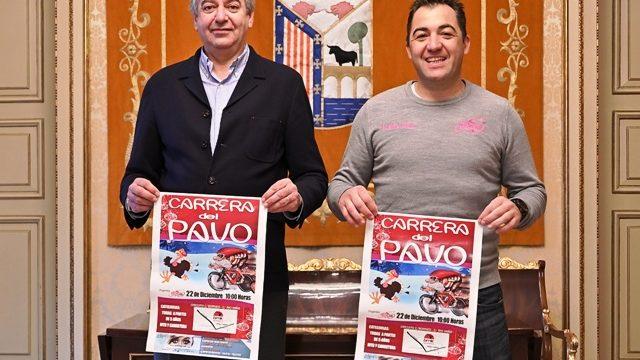 La tradicional Carrera Ciclista del Pavo reunirá el domingo a más de 200 ciclistas de Castilla y León, Extremadura, Madrid y País Vasco