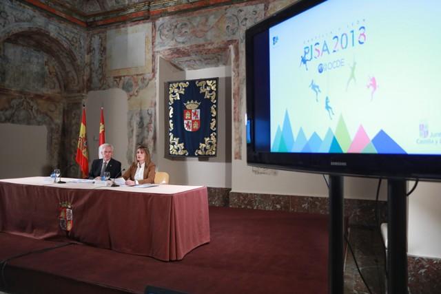 El informe PISA sitúa de nuevo a Castilla y León a la cabeza de la educación a nivel mundial