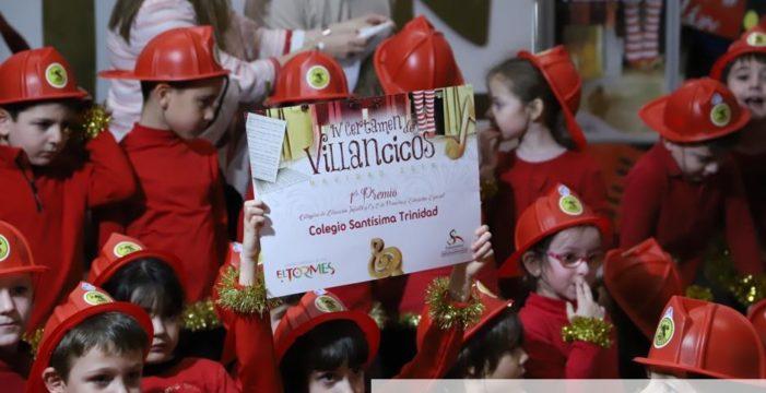 Las Esclavas del Sagrado Corazón y Santísima Trinidad se llevan el IV Certamen de Villancicos de El Tormes