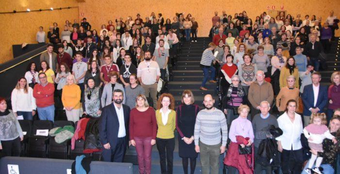 Salamanca reconoce la labor de personas y entidades con motivo del Día Internacional del Voluntariado