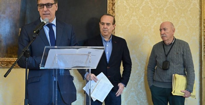 Emilio Marquiegui se suma al homenaje del alcalde a la trayectoria de destacados boxeadores salmantinos de los años 60 y 70