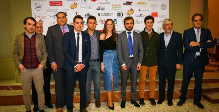 La Asociación Taurina Amigos de la Plaza de toros de Béjar premia la labor de los compañeros de Puerta Grande