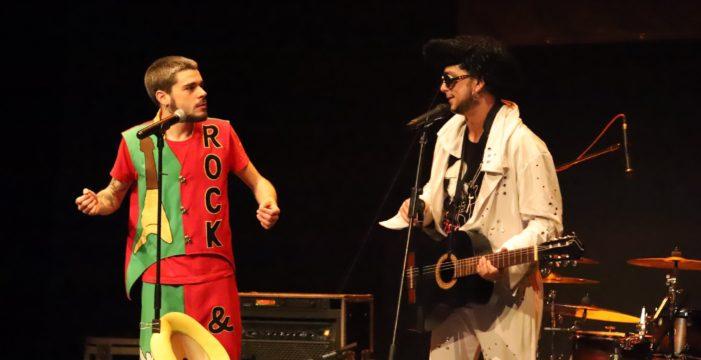 Más de 1.500 escolares participan esta semana en el concierto didáctico 'La memoria del Rock'