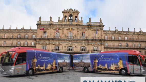 'Salamanca, patrimonio emocional' es el mensaje que 'viajará' a Madrid poniendo en valor nuestra ciudad